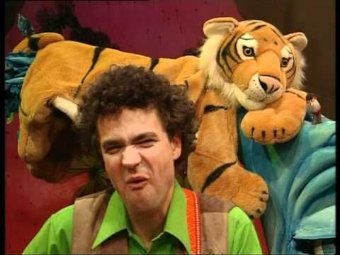 Leuk liedje - Dirk scheele: de tijger