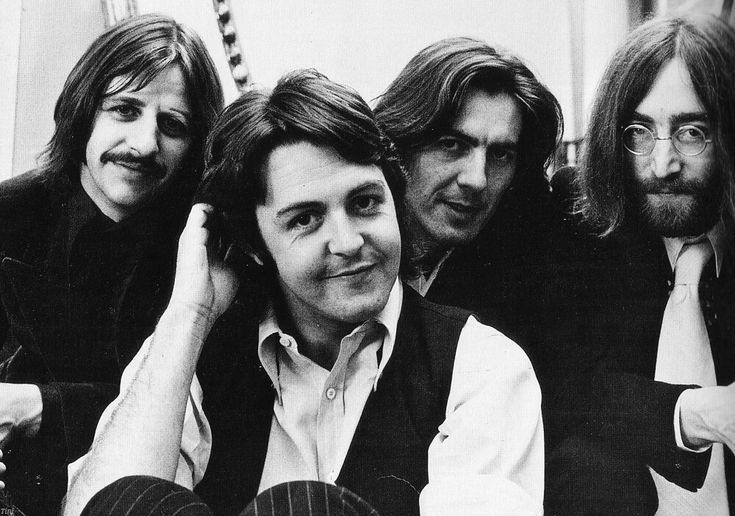 The Beatles, late publicity photo
