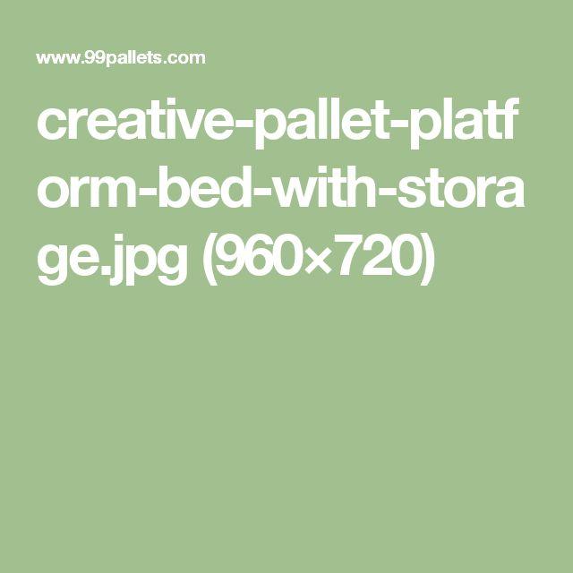 creative-pallet-platform-bed-with-storage.jpg (960×720)