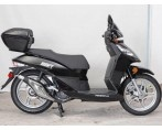 Znen Phoenix 150cc 16 Bigger Tires Gas Motor Scooters SSR Pacifica Mopeds