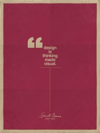 From designer Saul Bass