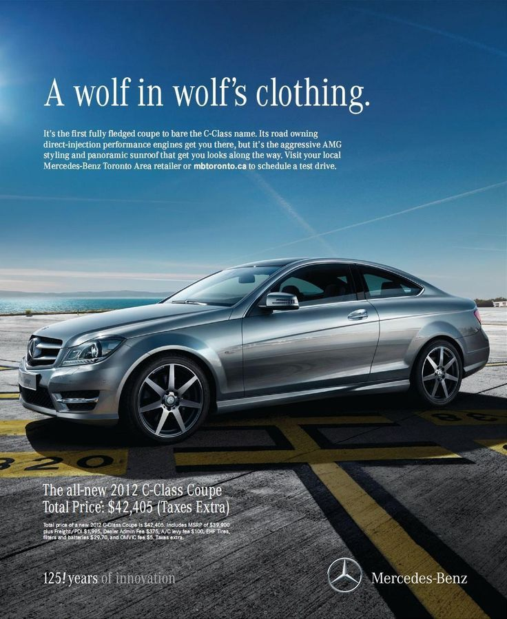 the advertisements of mercedes cars essay In this paper, i will emphasize on advertisements in magazine and especially mercedes cars ones mercedes cars advertisement's differs from one magazine to another and this depends on three factors.