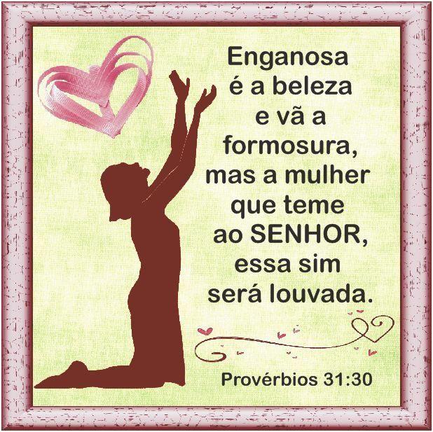 Provérbios 31.30