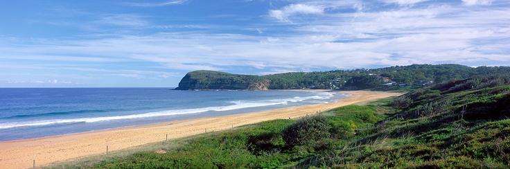 Copacabana Beach, NSW Central Coast, Australia