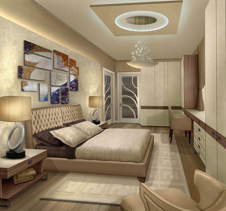 Modern Master Bedroom Design Ideas & Pictures.