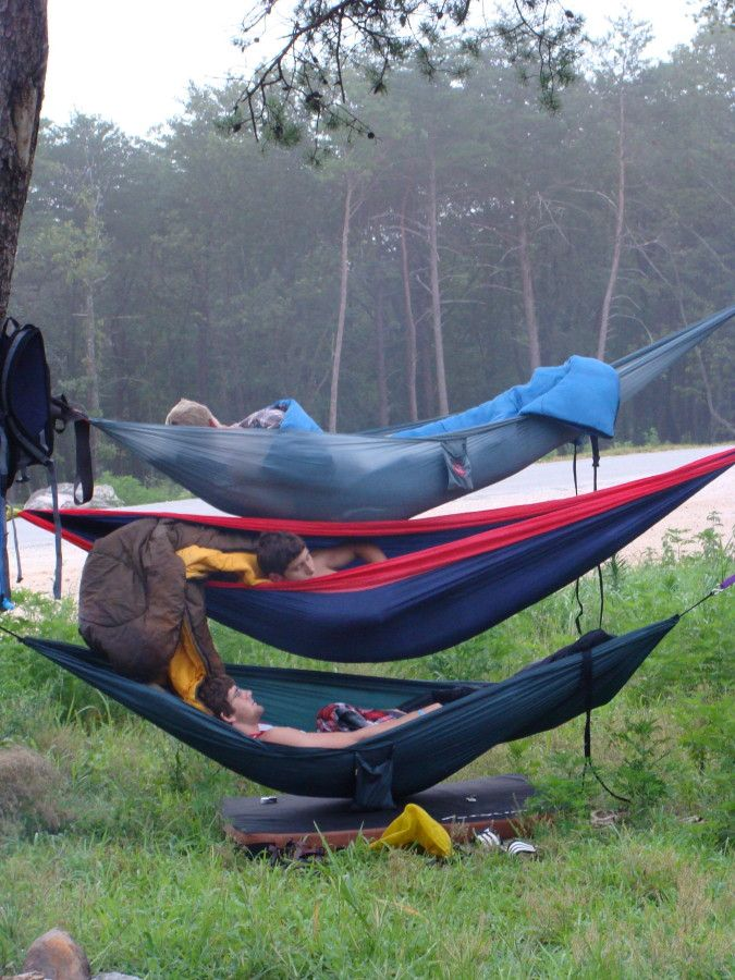 Backcountry bunk beds! :-): Picture, Backcountry Bunk, Bunk Beds, Camping Survival