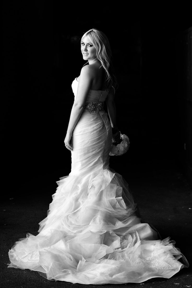 Captivating Chicago Wedding at the Four Seasons Chicago from David Wittig Photography - wedding dress
