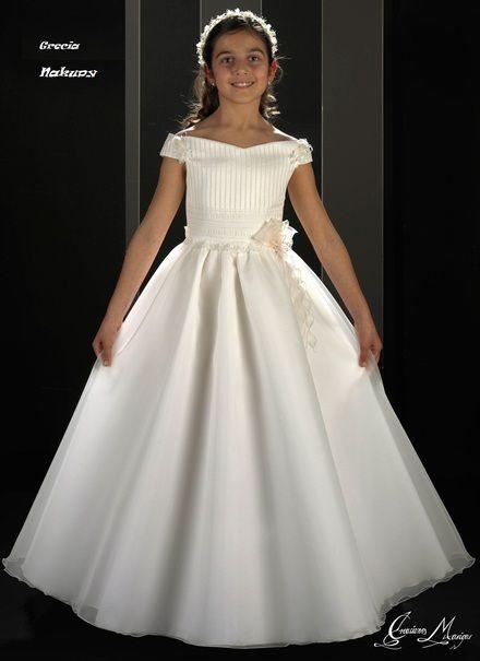 vestidos de comunion en bogota - Buscar con Google