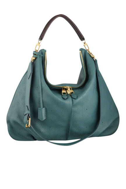 Spring Purses 2013 - Designer Bags for Spring - ELLE love the green