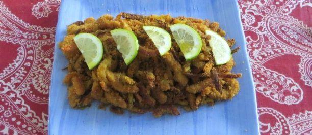 Bastoncini di pollo croccanti al forno