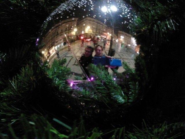 Impregnados en la Navidad lisboeta