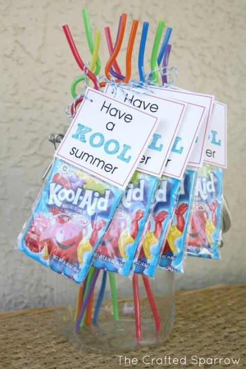 great inexpensive gift for the end of the school year
