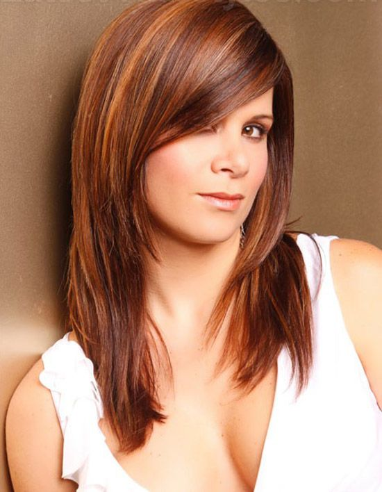 girlshue - 35 Best & Simple Short, Medium & Long Layered Hairstyles & Haircuts 2012 For Girls