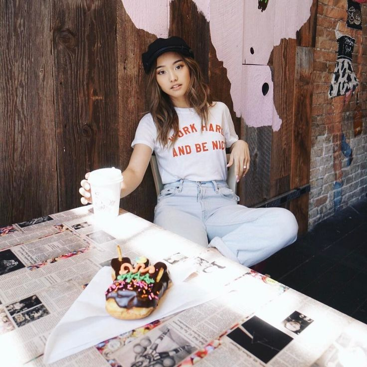 "48.7 mil Me gusta, 163 comentarios - Jenn Im  임도희 (@imjennim) en Instagram: ""Work hard ➕Be nice"""