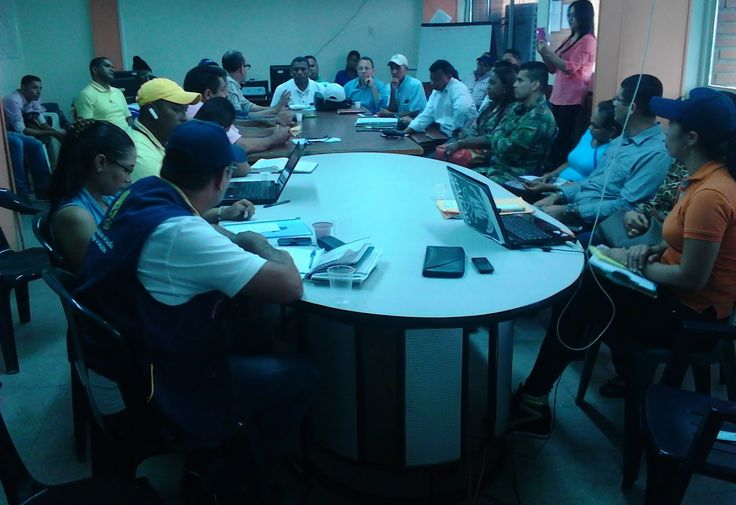 Consejo Municipal para la Gestión del Riesgo ampliaría periodo de Calamidad Pública en Maicao ~ Entre Notas Rosa