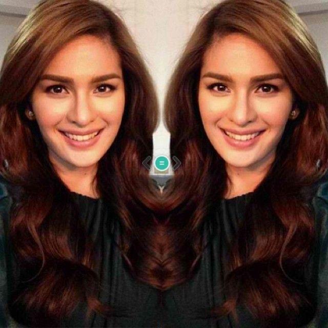 Pauleen Luna Actress Philippines Filipina Beauty Hairdo Beauty