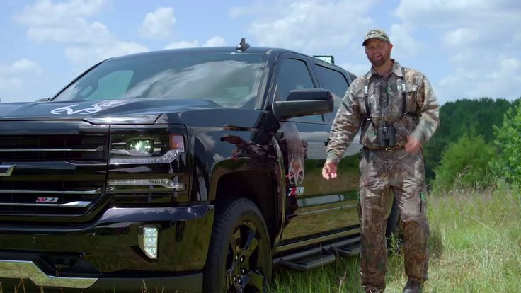 (adsbygoogle = window.adsbygoogle || []).push();       (adsbygoogle = window.adsbygoogle || []).push();  There's something brand new in the woods. Pro hunter Michael Waddell gives us a good look, inside and out, at the new 2016 Silverado Realtree Edition and tells us why it m...