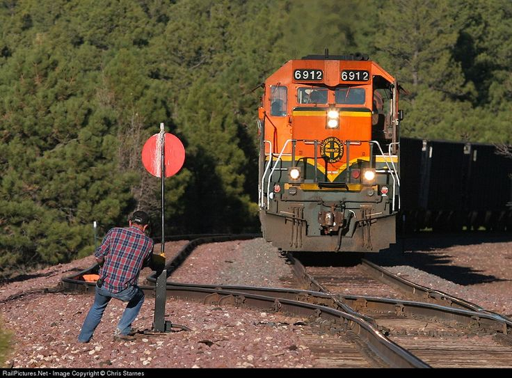 Dark Territory: Term used in the North American railroad industry to describe a section of running track not controlled by signals. Train movements in dark territory were previously handled by timetable and train order operation, but since the widespread adoption of two way radio communications these have been replaced by track warrants and direct traffic control, with train dispatchers managing train movements directly.    BNSF seems to have the most dark mainline, with UP not far behind.