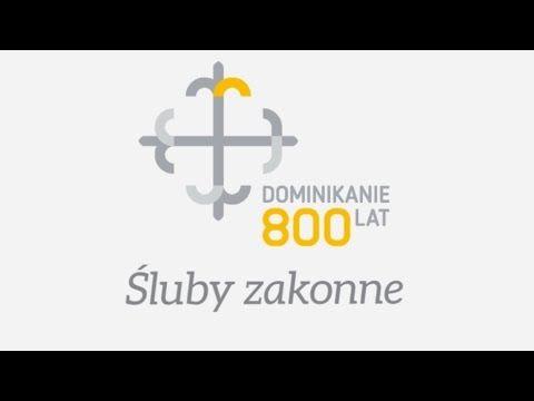 Śluby zakonne - Dominikanie - YouTube