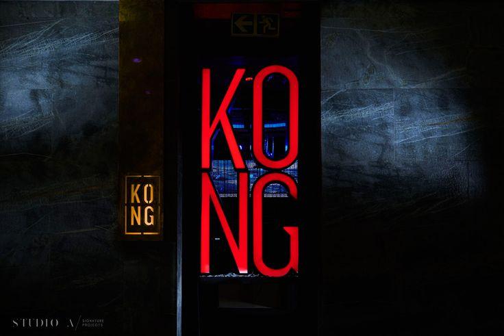 Studio A Signature Projects / Johannesburg, South Africa. Kong / Bar & Nightclub Design