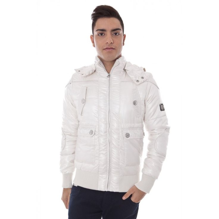 Datch Miesten valkoinen takki