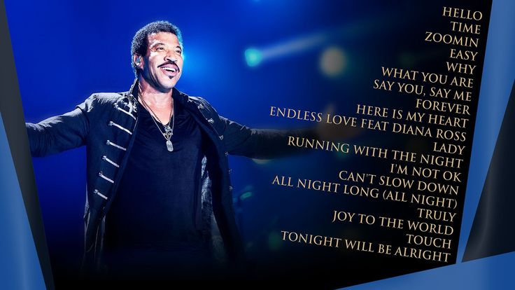LIONEL RICHIE - The Best of Playlist Music Mix Compilation Album Chapter...