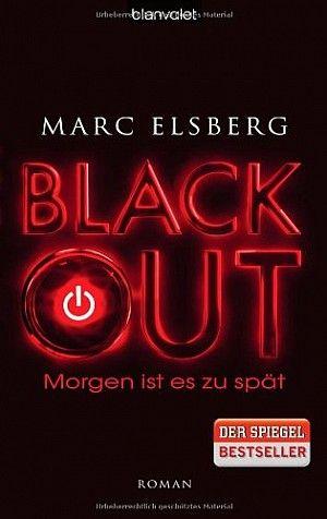 Blackout von Marc Elsberg ist ein sehr realistisch beschriebenes Szenario eines europaweiten Stromausfalls. Beängstigend!