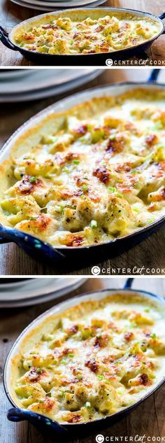 A cheesy garlic cauliflower gratin never fails to impress people at the thanksgiving table. Because it's low carb, but oodles of taste plus who can say no to cauliflower in oodles of creamy cheese sauce.