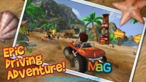 Beach Buggy Racing Unlimited Coins And Gems Apk Download Android Hack #moddedapkgames