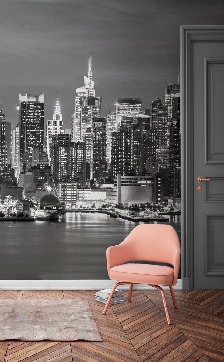 New York Landscape Wall Mural | MuralsWallpaper.co.uk Part 70