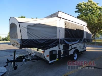 New 2017 Coachmen RV Clipper Camping Trailers 108ST Sport Folding Pop-Up Camper at General RV | Brownstown, MI | #151798