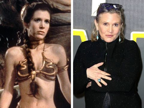 """With """"Star Wars: The Force Awakens"""" raking in over $570 million worldwide so far, there's been a lot of talk about Princess Leia -- and, sadly, it hasn't been kind."""