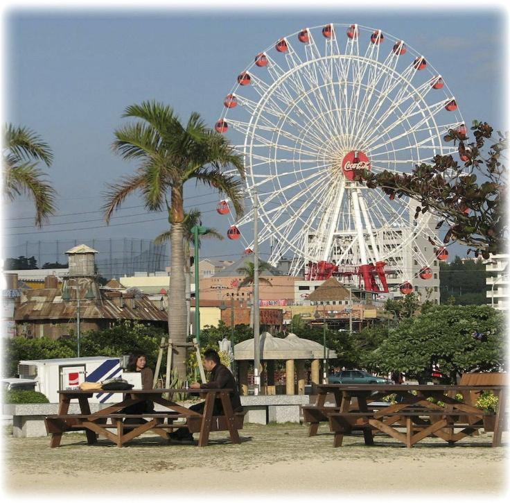 Sunset Village Apartments: Okinawa's American Village. My Favorite Place To Roam