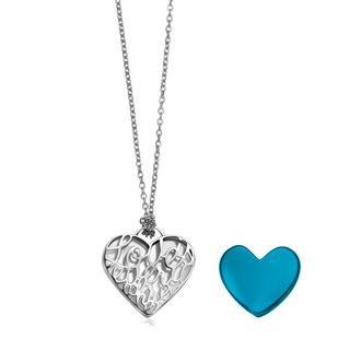 Srebrna Zawieszka Love Is Everywhere, 199 PLN, www.YES.pl/50696-love-is-everywhere-srebrna-zawieszka-AB-S-000-000-AACL242-CZER #jewellery #silver #BizuteriaYES #shoponline #accesories #pretty #style