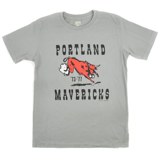 Portland Mavericks 1973 T-Shirt