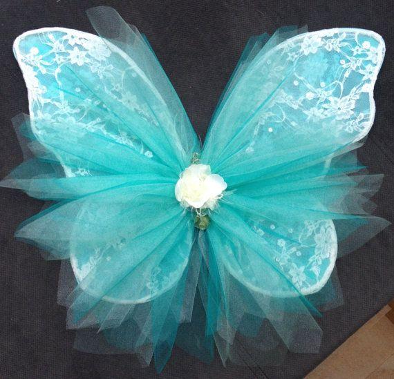 Baby Lace Wings Custom Color Handmade Fairy Wings in by EllaDynae, $48.00