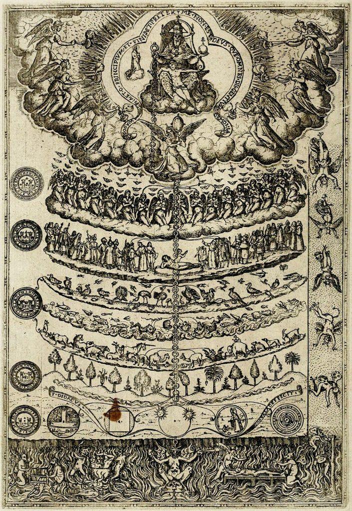 Sendika (.) Org ///  Antik Yunan'da Büyük Varlık Zinciri ve Evrim düşüncesinin başlangıcı – Çağrı Mert Bakırcı (Evrim Ağacı)