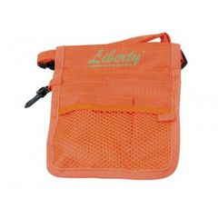 Orange nurses pouch