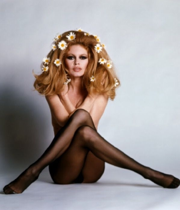 Brigitte Bardot by Ghislain Dussart 1968