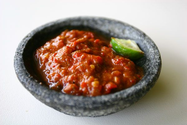 This spicy sauce can be used as a marinade or as a dipping sauce. It works well with chicken, beef, pork or seafood. Add all ingredients for sambal into a food processor and process until a smooth paste forms. If you want spicier add more chilies. Heat 2 tbs of oil in a heavy sauce […]