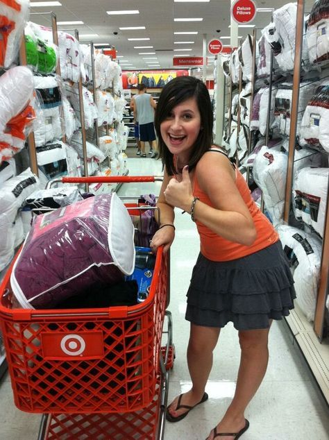 Dorm room shopping tips, save money and skip some things you don't really need
