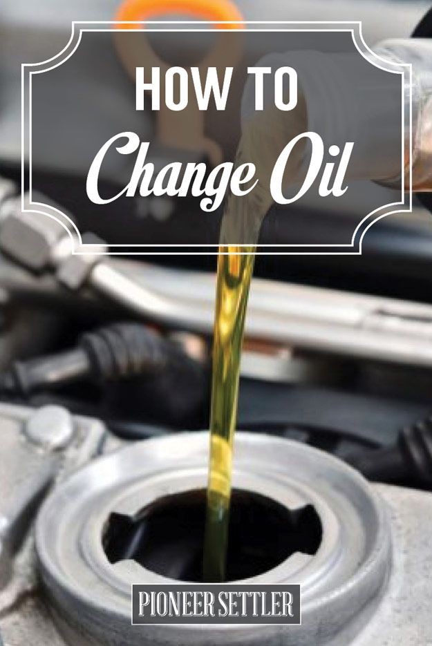 How To Easily Change Your Lawn Mower Oil