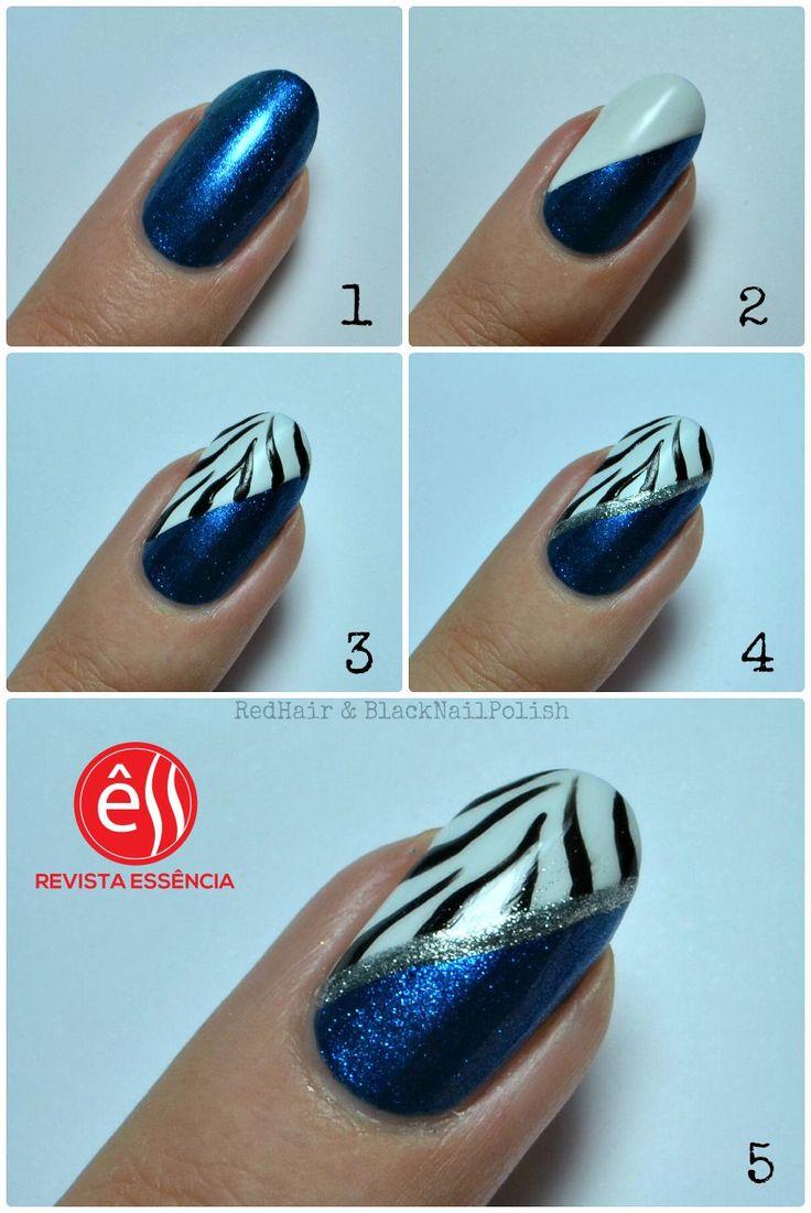 Tendencia en uñas! #revistaessencia #moda #beautiful #followme  #follow4follow  #girls #makeup #makeuptutorial #hairstyle #felizmartes #girl #maquillaje #ultimamoda #tutorials #outfit #fashion #summer  #Nails #nailsart#nailstutorial