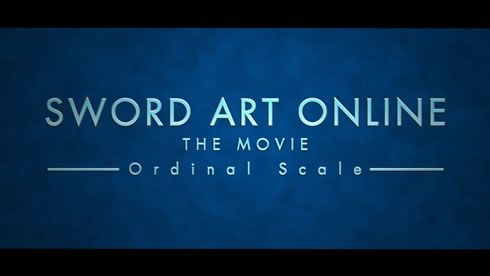 SWORD ART ONLINE The Movie - Ordinal Scale - Official Site.  Yyyyyyyaaaassss finally I can't fricken wait!!!!! And then Season 3 comes out!!!!!!!