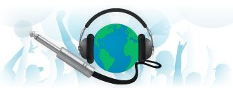 Market your music through customized radio stations to reach your target market(s) and gain more fans.