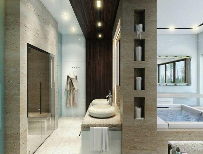 les 25 meilleures id es de la cat gorie faience salle de bain sur pinterest faience toilette. Black Bedroom Furniture Sets. Home Design Ideas