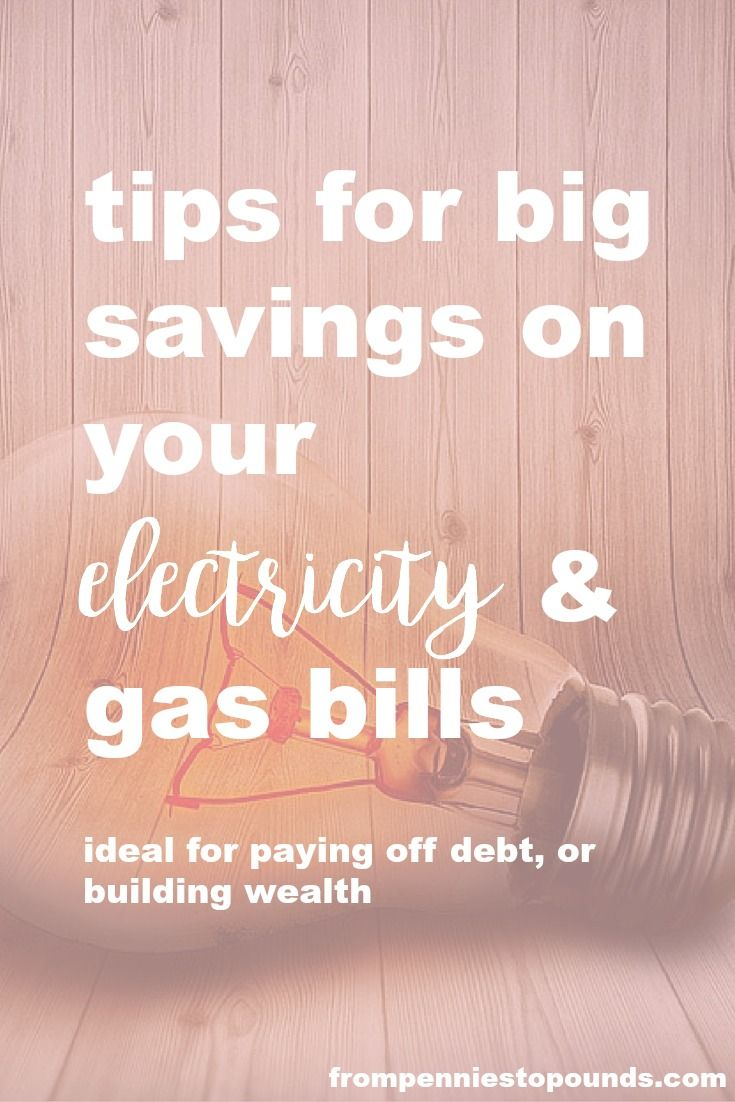 Saving money on electricity and gas bills will make SUCH a big difference on your money management. It can enable you to pay off more debt, or use the money you save on holidays, treats, so much more! If you want to read the tips click here: http://www.frompenniestopounds.com/saving-money-on-electricity-gas-bills-more-money-in-your-pocket/