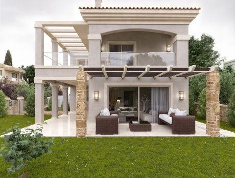 Exterior Design - 3d visualization by thefourthwall, design by lkmk architects