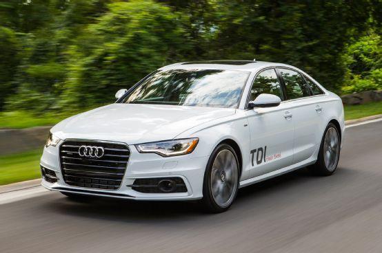 2014 Audi A6 TDI Quick Drive - Motor Trend