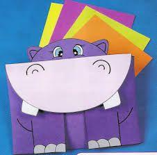 Resultado de imagem para pastas em cartolina para trabalhos infantis